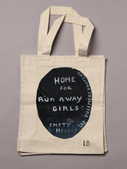 Home for Runaway Girls, tote bag, Louise Bourgeois