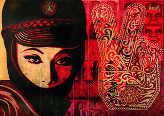Mujer Fatal,Shepard Fairey