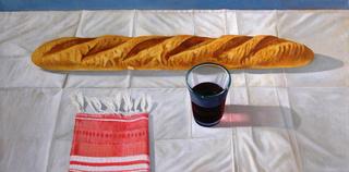 Oda al Pan y al Vino, Edgar Soberón