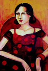 La Escritora, Yolanda Gonzalez