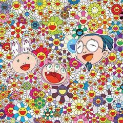 Kaikai Kiki and Me, Takashi Murakami