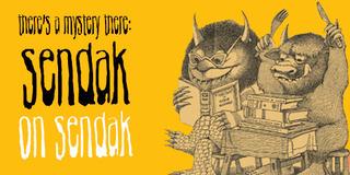 There\'s a Mystery There: Sendak on Sendak, Maurice Sendak