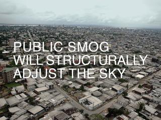 Public Smog, Amy Balkin