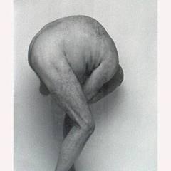 crouched, John Coplans