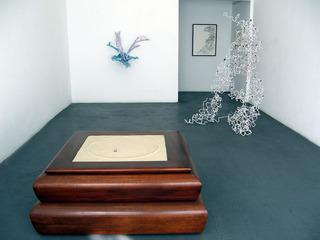 Interspace, installation view, Jacci Den Hartog