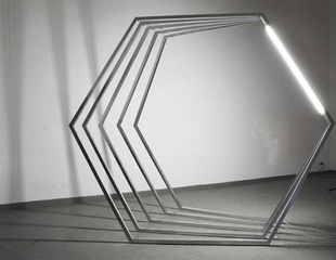 Synchromy (In Space), Erika Hock