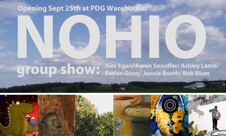 Nohio: A Group Show, Jennie Booth, Alec Egan, Rob Blum, Stefan Gunn, Ashley Lamb, Karen Snouffer