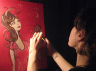Artist At Work, Stephanie Mufson