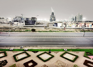 Thomas Weinberger, \'History Rising, Dubai\' ,