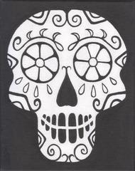 Sugar Skull, Sarah Geller