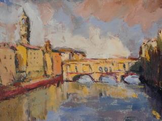 Ponte Vecchio, Case Jernigan