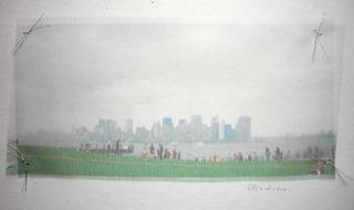 Island City II, Claire Marcus