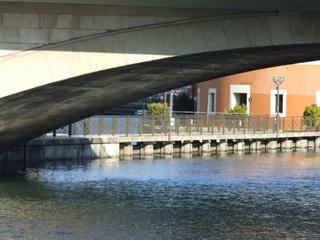 Glimpse Under Bridge, Martha Loutfi