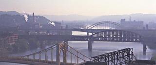 Pittsburgh City of Bridges, Morrow Jones