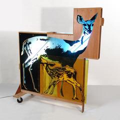 Deer, Treiops Treyfid