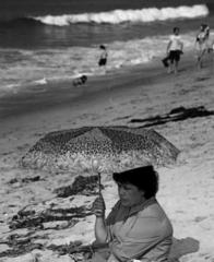Ladywleopardprintumbrella