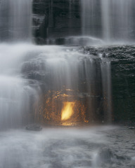 Untitled (Shale falls), John Opera