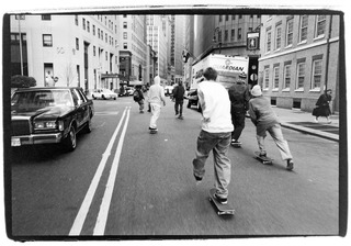 Untitled (skaters), Ari Marcopoulos
