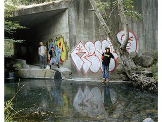 Drainage Tunnel, Remio, Ari Marcopoulos
