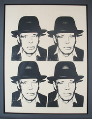 Joseph Beuys,Andy Warhol