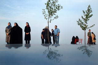 Shade of Water, Abbas Kowsari
