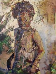 """""""Little girl"""", Radu Tesaro"""