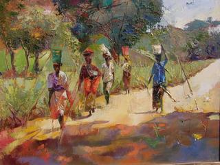 Africa Women, Radu Tesaro