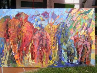 Elephants, Radu Tesaro
