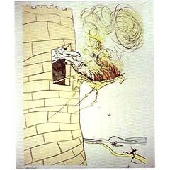 The Grand Inquisitor, Salvador Dali