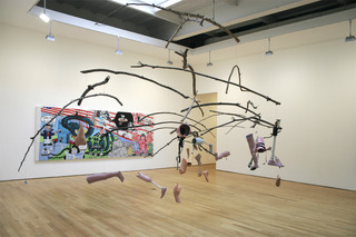Installation view, Xu Zhen