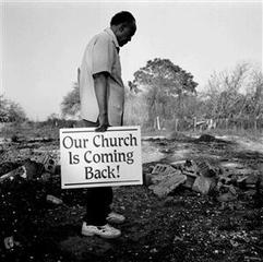 Our Church is Coming Back, Russell Frederick