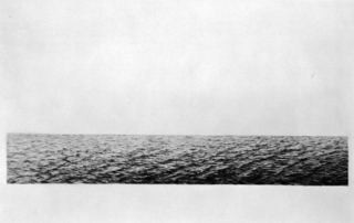 Untitled (Ocean), Vija Celmins
