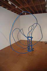 Distended Hand Truck, Joshua Callaghan