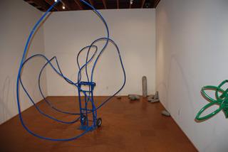 Installation view, Joshua Callaghan