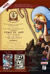 Denizens of Hiveland: Hive gallery 3rd anniversary show,