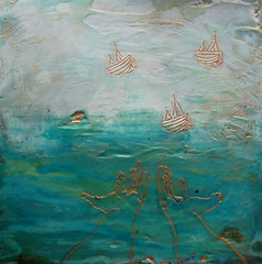 Spirit Boats, Margo Mullen