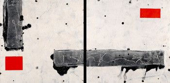 Ecaustic_diptych