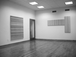 Installation view, 2009,