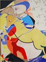The Yellow Horse, Vahe Bedrosian
