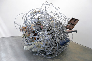 Things I see every morning when I wake up and think of every night before I sleep, Xu Zhen