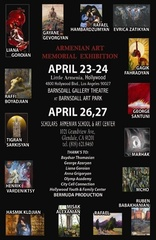 ARMENIAN MEMORIAL ART EXHIBITION, Liana Gor