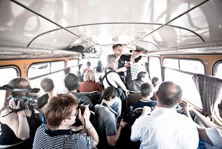Subjective Bus Line, Grzegorz Klaman