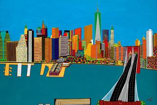 Freedom New York, Frank Dammers