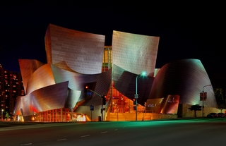 Disney Hall, Don Saban
