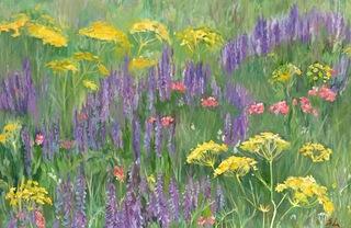 Wildflowers, Seda Saar