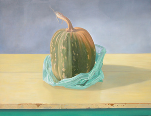 Spanish Pumpkin, Edgar Soberón