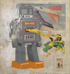 Robot 4, Michael Mew