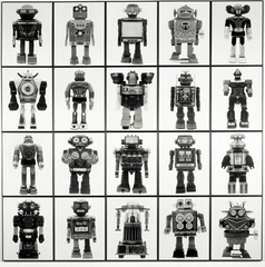 Greg\'s Robot Collection, David Pace