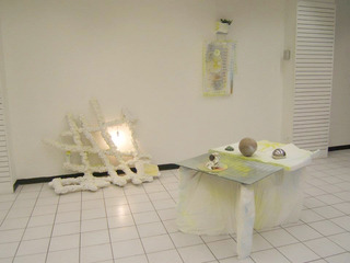 Installation view, Quad Core 2012, Sabina Ott