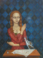 Good Luck Painting,Gina Litherland